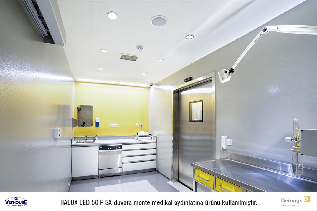 medikal aydınlatma